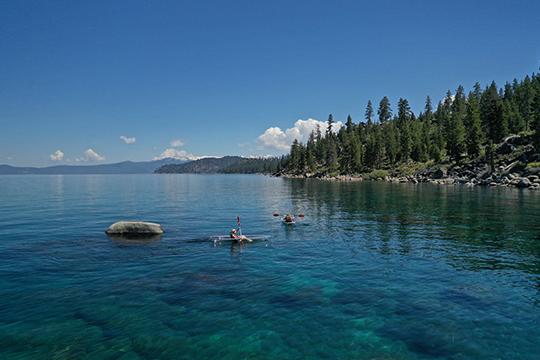 Tahoe Paddle Sports