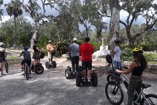 Adventure-Tours-In-Motion-Bonaventure-Cemetery-Segway-Tour