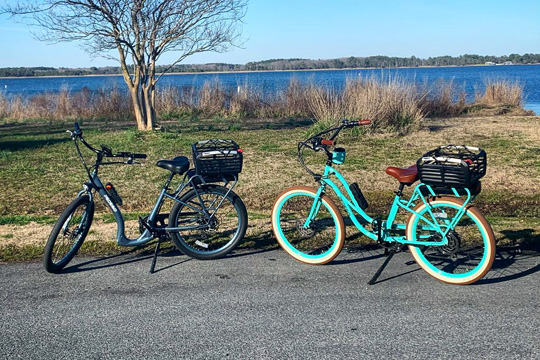 Pedego Bikes Ocean City: 1 Day Electric Bike Rental